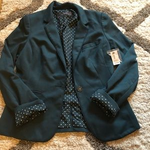 NWT The Limited Knit Blazer Small